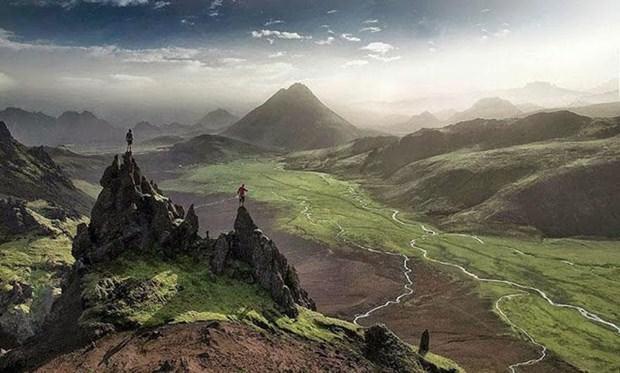 Etkileyici Batı İzlanda