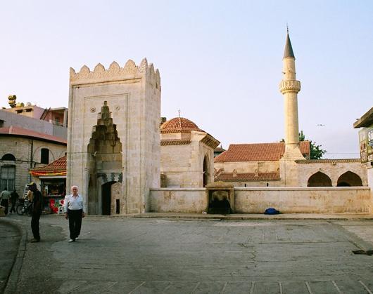 Adana Ulu Cami (Ramazanoğlulları Cami)