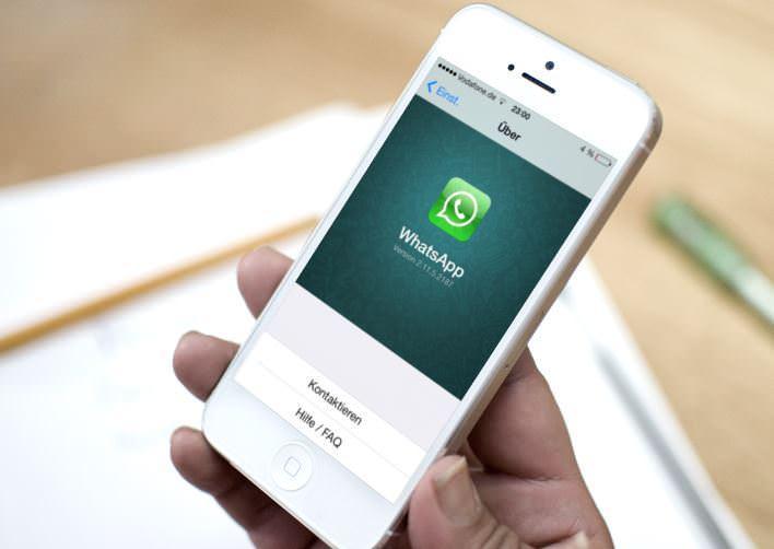 Sahte WhatsApp konuşmaları