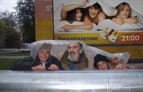 Dünyadan komik fotoğraflar