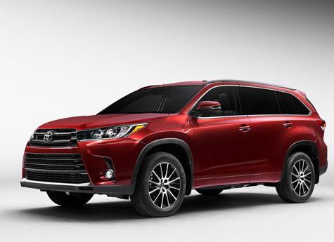 Toyota'dan yeni bir SUV