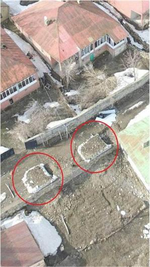 Yüksekova'da tünellerde patlayıcılar bulundu