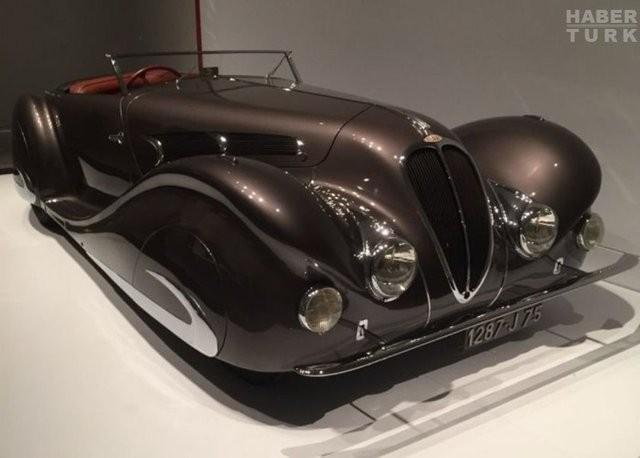 Otomobil meraklılarının gönlünde bu antikalar yatıyor