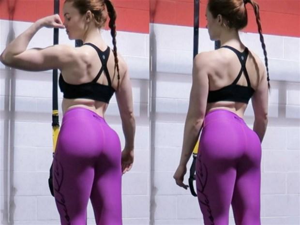 Fitness modelinin inanılmaz değişimi