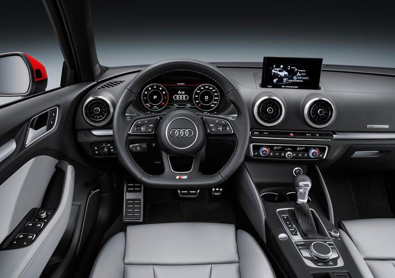 Audi A3'e yeni sistem