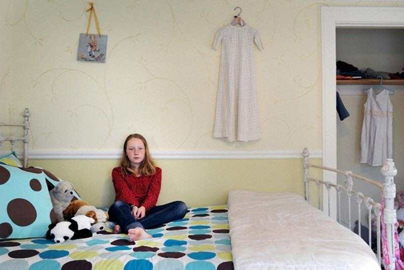 Kızlar ve odaları