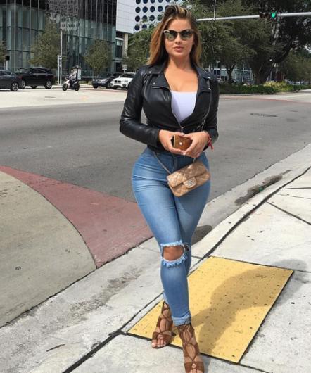 Anastasia Kvitko Instagram'ın en yeni ünlüsü
