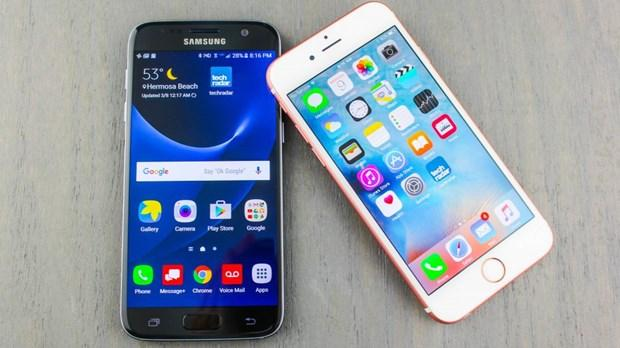 Galaxy S7 mi, iPhone 6s mi?