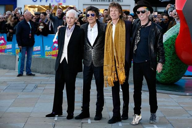 The Rolling Stones sergisi