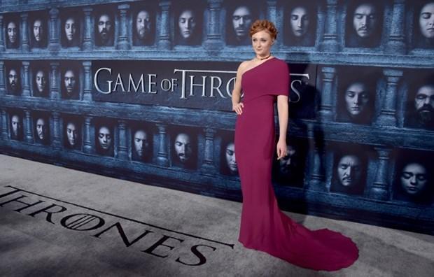 Game of Thrones'un 6. sezon galasına Sansa Stark damgası