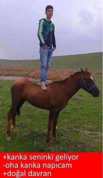 Sosyal medya 'zalım'larının çılgın fotoğrafları