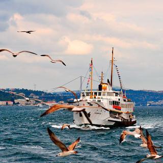 İstanbul'un güzelliklerine bir de böyle bakın