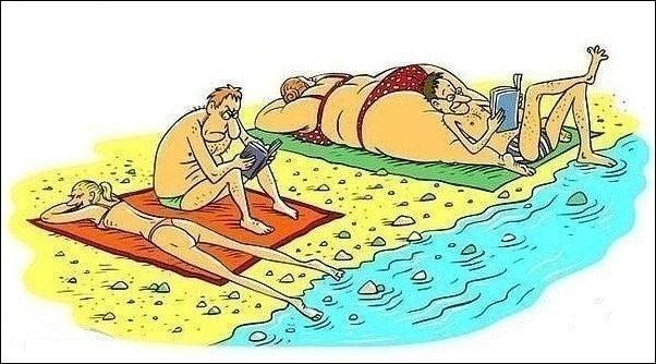 Çok komik karikatürler