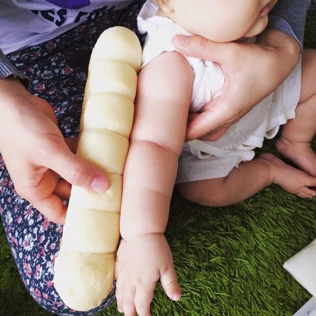 Japonya'nın 'ekmek' bebekleri