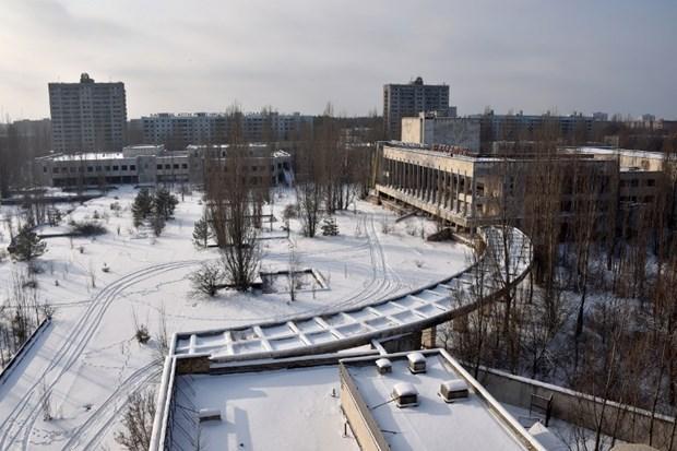 30 yıl sonra Çernobil