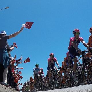52. Cumhurbaşkanlığı Bisiklet Turu 5. ayağı tamamlandı