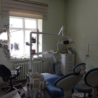 Hainler hastaneleri bu hale getirdi