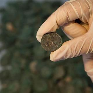 Milyonlarca euro'luk keşif