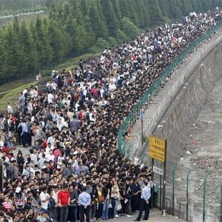 Çin'in önlenemez nüfus artışı