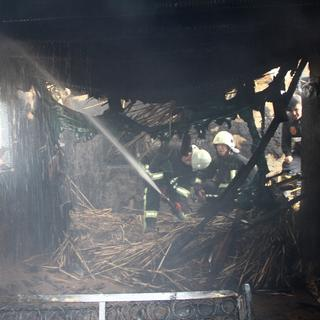 Gaziantep'te ev yangını: 7 ölü