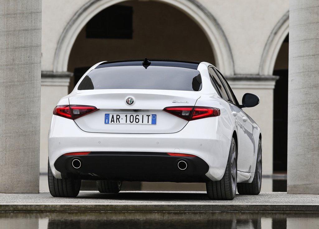 İşte Alfa'nın yeni sedanı