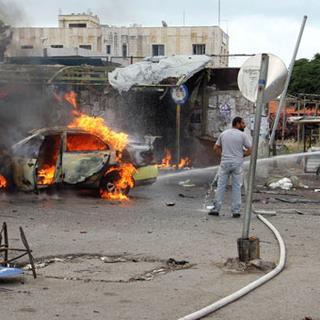 IŞİD'den Suriye'ye bombalı saldırı: En az 100 ölü