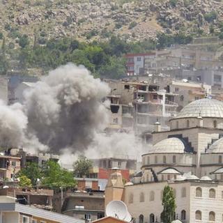Şırnak'ta operasyon anı!