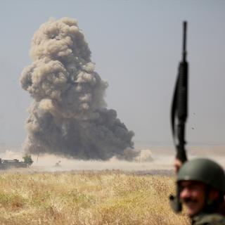 Peşmerge'nin DAEŞ'e karşı başlattığı operasyon