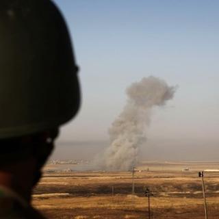 IŞİD 50 bin sivili canlı kalkan yaptı