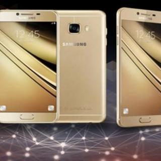 Samsung, Galaxy C serisinin yeni modelini duyurdu