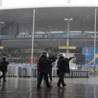 Terör Euro 2016'yı hedef alırsa diye..