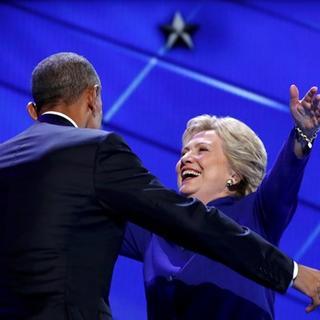 Obama'dan Clinton'a övgü