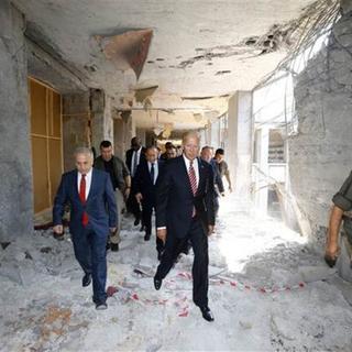 ABD Başkan Yardımcısı Biden Ankara'da