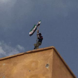 ÖSO Cerablus'a ulaştı, 46 IŞİD'li öldürüldü