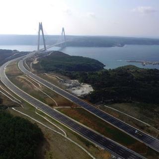 Yavuz Sultan Selim Köprüsü için geri sayım
