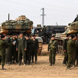 Tanklar Türkiye'ye gelip neden geri döndü?