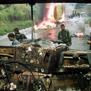 FARC devletle anlaştılar