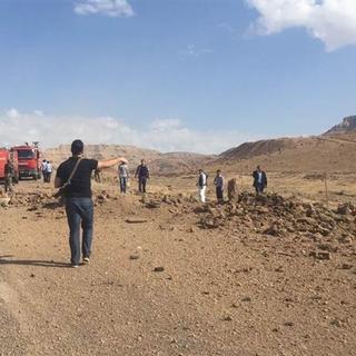 Derik'te patlama: 2 şehit, 8 yaralı