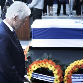 Dünya liderleri İsrail'de toplandı