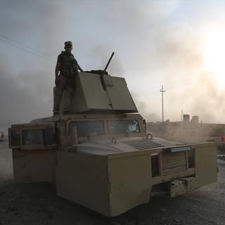 Musul'da IŞİD'liler kaçıyor