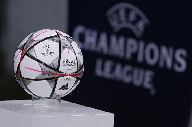UEFA Şampiyonlar Ligi'nde bomba değişiklik