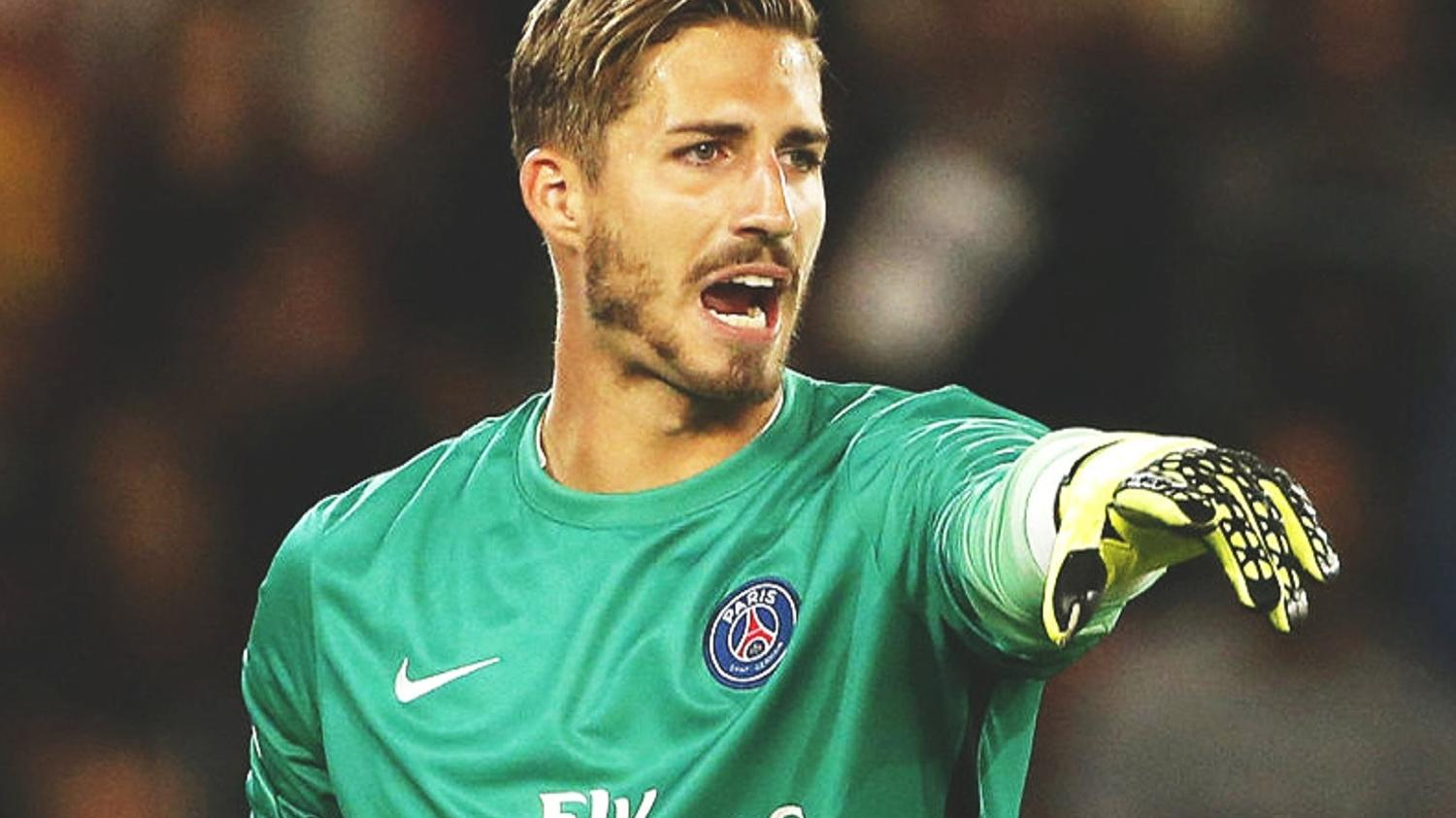 9.Kevin Trapp