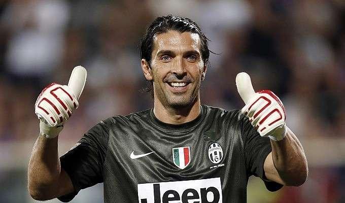 3. Gianluigi Buffon