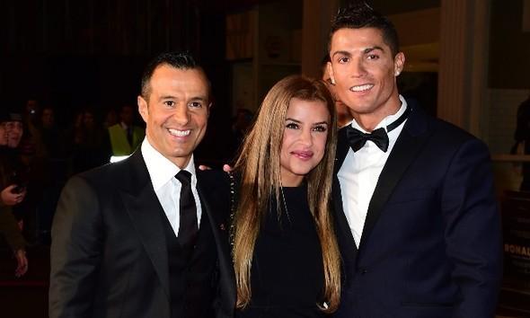 Cristiano Ronaldo, Marisa Mendes'e emanet!