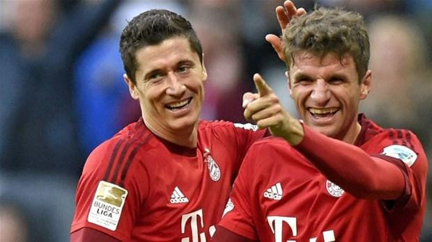 Bayern Münih 3.75