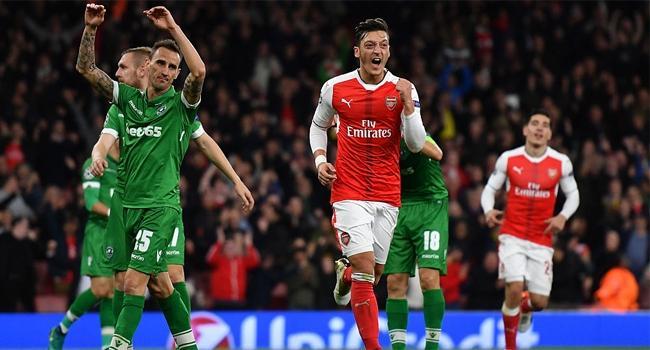 Arsenal 18.00