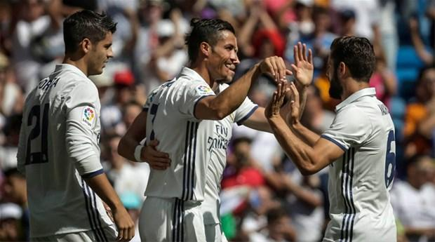 1) Real Madrid