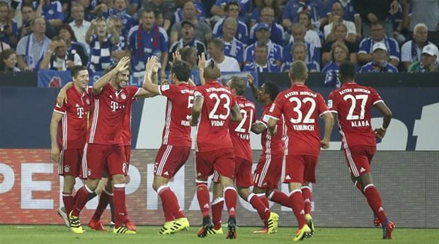 2) Bayern Münih