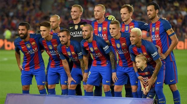 3) Barcelona
