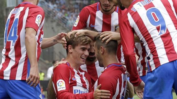 4) Atletico Madrid
